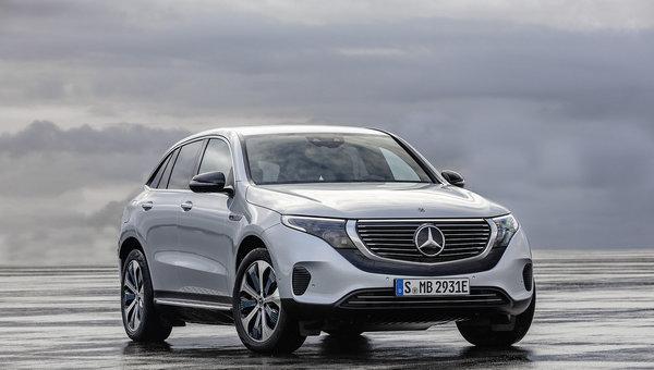 The 2019 Mercedes-Benz EQC: An EV SUV Revolution