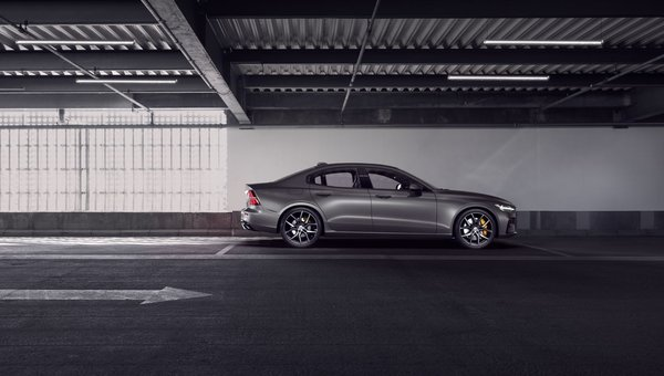 Three Things to Know About the 2019 Volvo S60