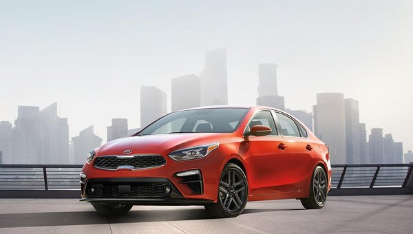 The New 2019 Kia Forte Will Surprise You