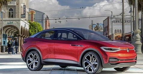 Meet the ID. CROZZ, a Preview of Volkswagen's First Electric SUV Expected in 2020