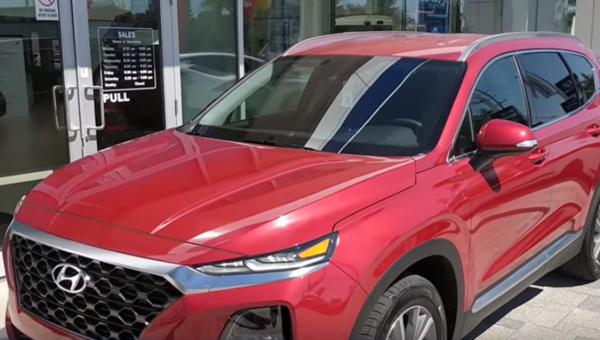 The All-New 2019 Hyundai Santa Fe Has Landed!