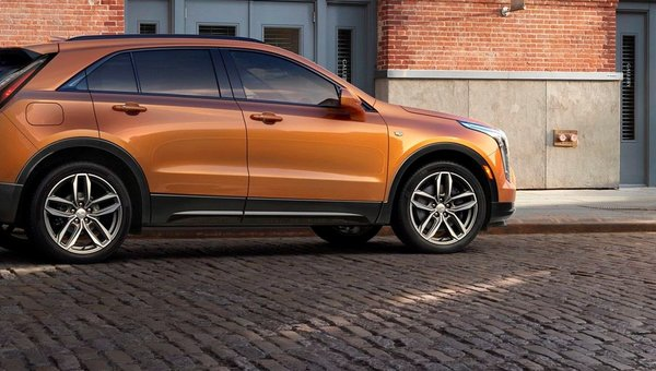 2019 Cadillac XT4 Preview
