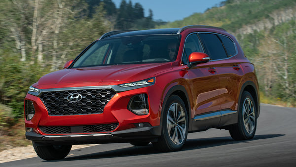 2019 Hyundai Santa Fe: Just Keeps Getting Better