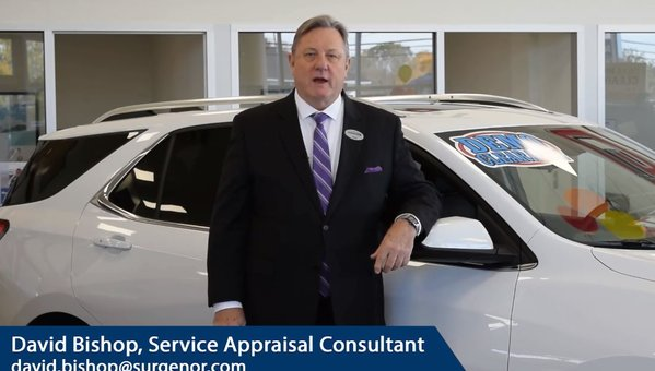 David Bishop - Service Appraisal Consultant