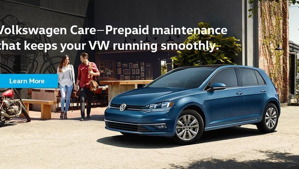 Volkswagen rolls out a *NEW* Pre-Paid Maintenance Packages
