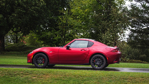 Mazda MX-5 2019 : le nec plus ultra