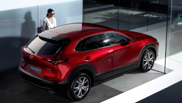 Dévoilement du Mazda CX-30 : un VUS entre le CX-3 et le CX-5