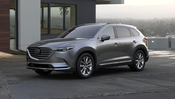 CX-9 2019 : aimez ce que vous conduisez.