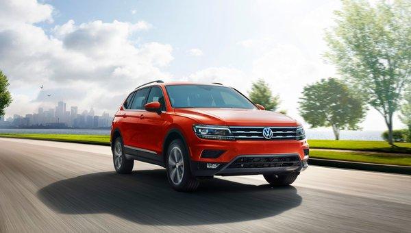 2018 Volkswagen Tiguan: German Engineering Meets Practicality
