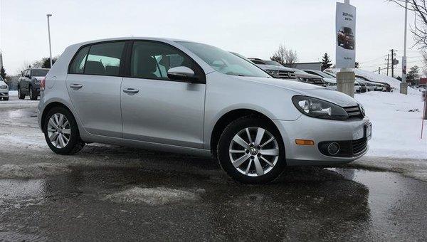2012 Volkswagen Golf Comfortline TDI   1.99% Financing