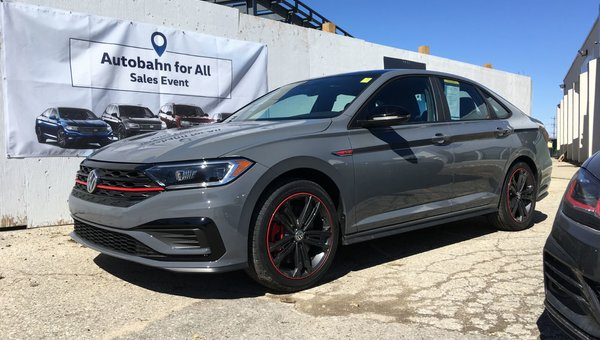 2019 Volkswagen Jetta GLI First Drive