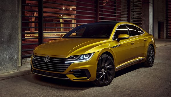 2019 Volkswagen Arteon First Drive