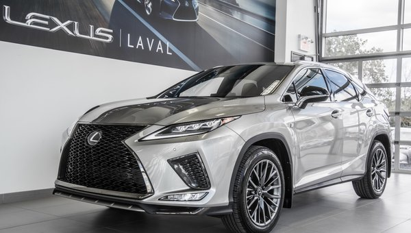 New 2020 Lexus Rx350 8a For Sale In Laval Lexus Laval In Laval