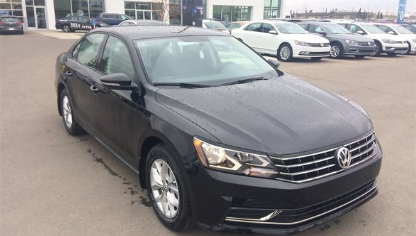 2018 Volkswagen Passat Trendline plus 2.0T 6sp at w/Tip