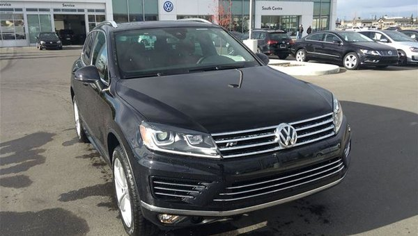 2016 Volkswagen Touareg Execline 3.0 TDI 8sp at w/Tip 4M