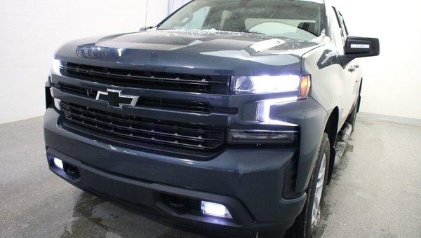 Chevrolet Silverado 1500 Rst 2019 Gris Neuf 51890 0 Grenier