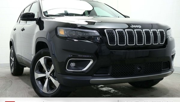 Jeep Cherokee CHEROKEE LIMITED*4x4*TOIT PANORAMIQUE*CUIR*DEMO* 2019