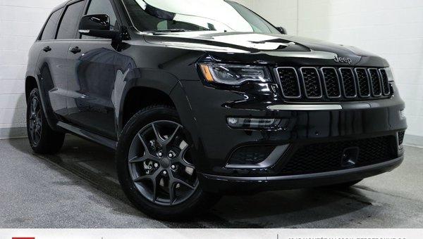 New 2020 Jeep Grand Cherokee Limited X Toit Black 61830 0 Grenier Chrysler Dodge Jeep 230537