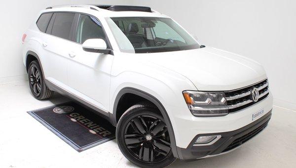 Volkswagen Atlas DEMO+HIGHLINE+DÉMARREUR 2018