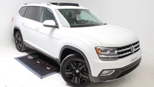 2018 Volkswagen Atlas *NEUF*LIQUIDATION+HIGHLINE+MAGS+NAV+TOIT+4MOTION