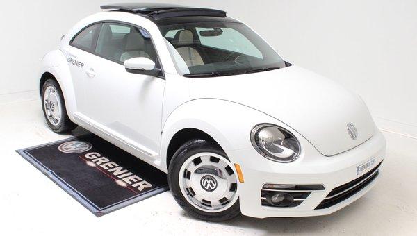 Volkswagen Beetle VERSION COAST+DEMO+TOIT PANO 2018