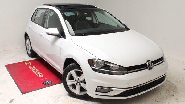 2019 Volkswagen Golf HIGHLINE+AIDE A LA CONDUITE+APP-CONNECT