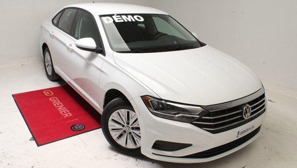 2019 Volkswagen Jetta DEMO+COMFORTLINE+BLUETOOTH+SIEGES CHAUFFANTS