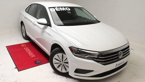 New 2019 Volkswagen Jetta COMFORTLINE+DEMO+LIQUIDATION+BLUETOOTH