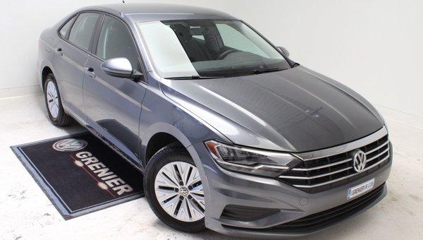 2019 Volkswagen Jetta NEUF+A/C+SIEGES CHAUFFANTS+BLUETOOTH