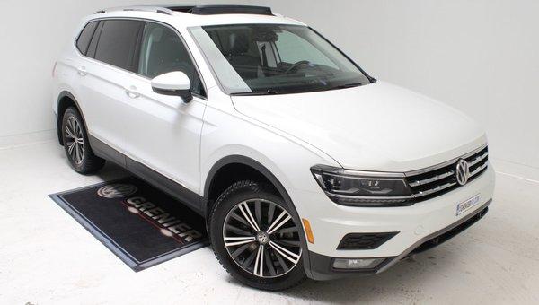 2019 Volkswagen Tiguan HIGHLINE+4MOTION+TOIT+CUIR