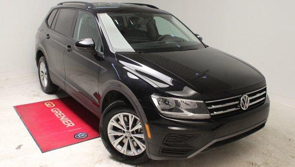2019 Volkswagen Tiguan 4MOTION+7 PASSAGERS+PLUSIEURS COULEURS EN INV.