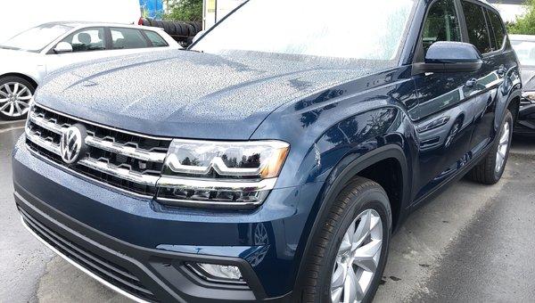 2019 Volkswagen Atlas COMFORT 3.6L V6 276HP 8SP AUTO TIPTRONIC 4MO