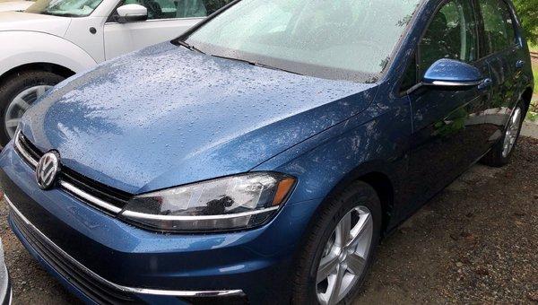 2019 Volkswagen GOLF 5DR HIGHL 5DR 1.4L 147HP 6SP MANUAL