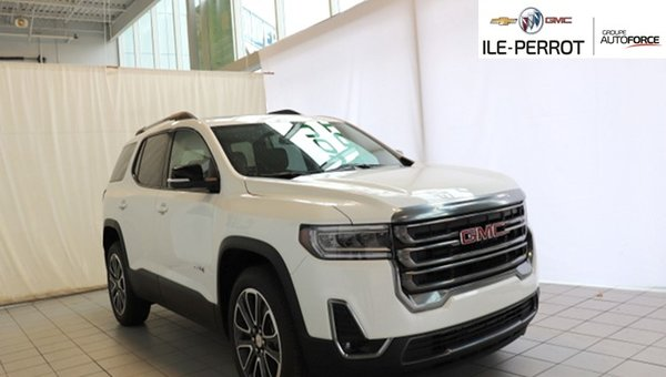 New 2020 Gmc Acadia At4 For Sale 47054 55 Gm Ile Perrot 02072