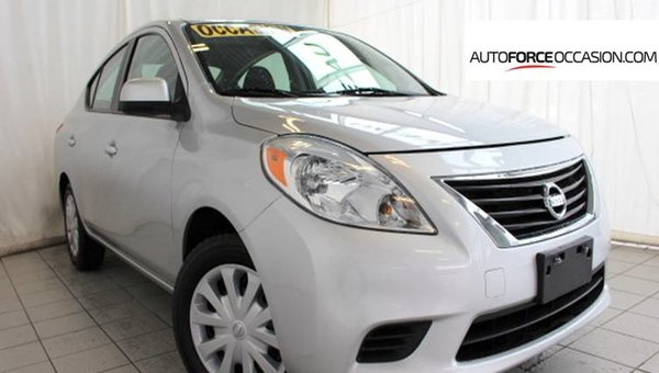 Nissan Ile Perrot >> New 2012 Nissan Versa For Sale 5995 0 Autoforce