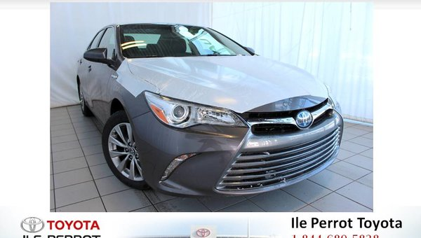 2017 Toyota CAMRY HYBRIDE XLE