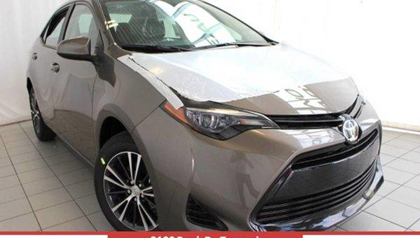 Toyota COROLLA LE CVT 21FB 2017