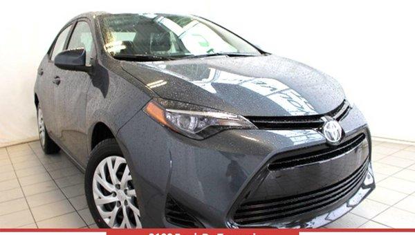 Toyota COROLLA LE CVT  2017