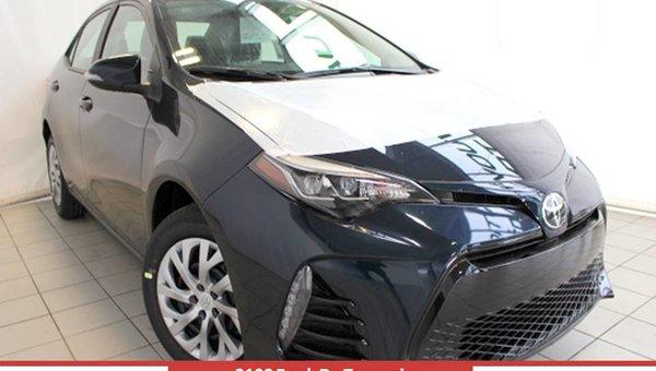 Toyota COROLLA SE CVT 20FC 2017
