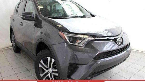 2017 Toyota RAV4 AWD LE LE