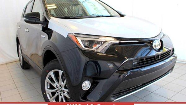 Toyota RAV4 HYBRIDE LIMITED Limited 2017