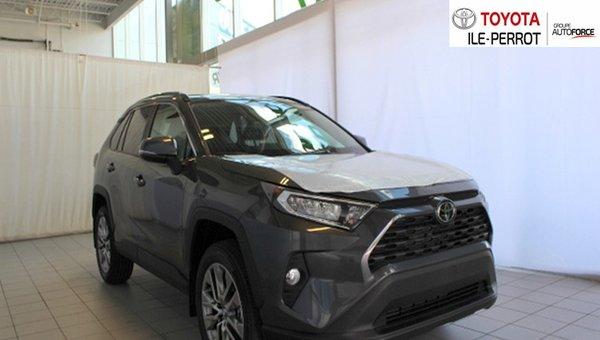 New 2019 Toyota Rav4 Xle For Sale 38005 0 Ile Perrot Toyota