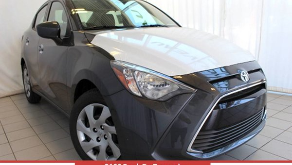 2017 Toyota YARIS BERLINE 6AT 70AZ