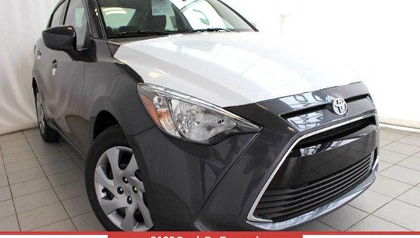 2017 Toyota YARIS BERLINE 6MT