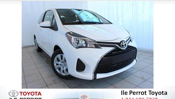 2017 Toyota YARIS HATCHBACK 3 PTES CE 4A CE