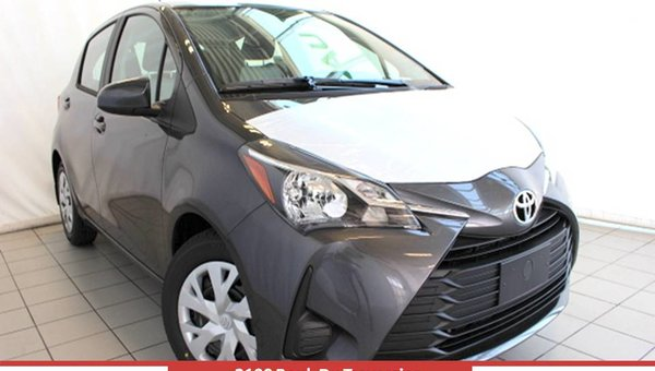 2018 Toyota YARIS HATCHBACK 5 PTES LE 4A FB20