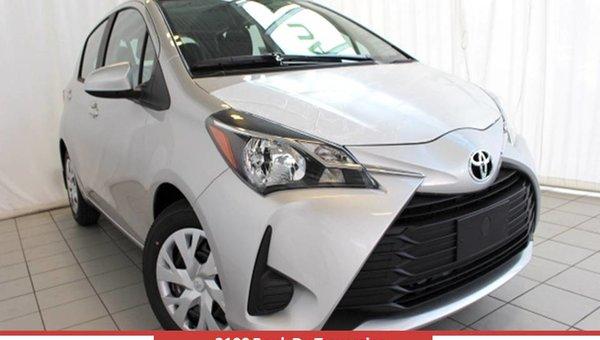 Toyota YARIS HATCHBACK 5 PTES LE 4A  2018
