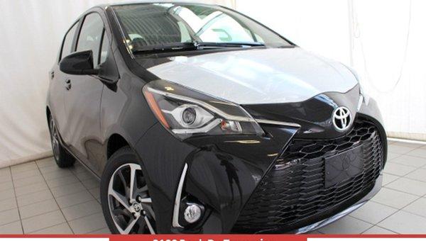 2018 Toyota YARIS HATCHBACK 5 PTES SE 4A