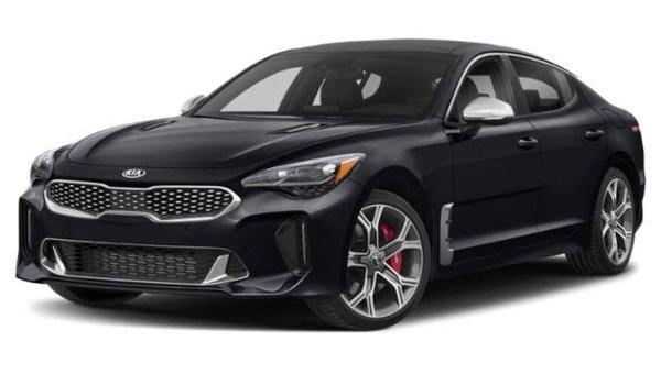 2019 Kia Stinger GT Limited