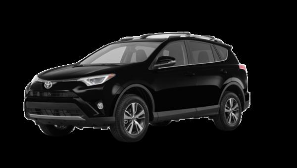Toyota RAV4 FWD XLE 20FC 2017